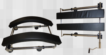 spinal bridge wilson fully made of stainless steel puf pads individually adjustable to the width of the patient flexion range manually adjustable - Wilson Frame